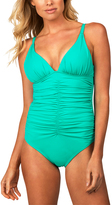 Leilani Aqua Shape Bali One-Piece
