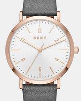 DKNY Minetta Grey Analogue Watch