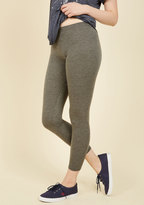 Laid-back Lounging Leggings in Grey
