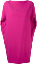 Gianluca Capannolo shortsleeved dress - women - Acetate/Viscose - 42