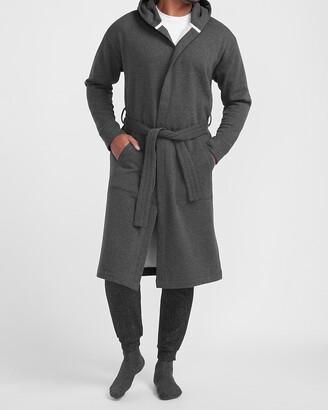 Express Supersoft Fleece Robe