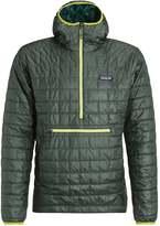 Patagonia Nano Puff Bivy Outdoor Jacket Carbon