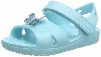 Crocs Kids' Classic Cross Strap Sandal Ankle