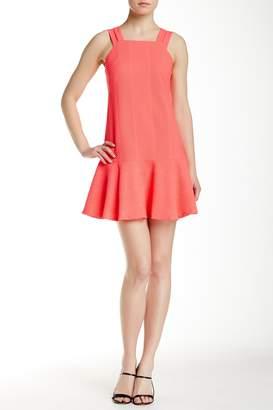Nanette Lepore Floatin' Cloud Textured Knit Dress