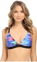 Next by Athena Turn Up The Tempo Barre Racerback Sports Bra