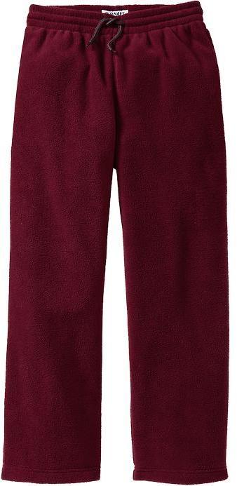 Old Navy Boys Micro Performance Fleece Pants