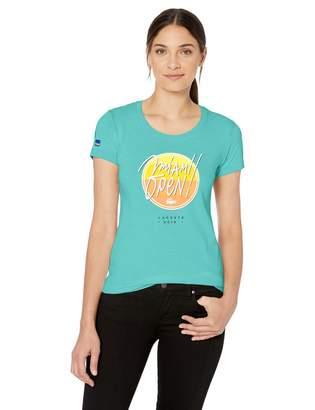Lacoste Women's Sport Miami Open Edition Logo T-Shirt