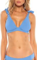 Becca Tie Shoulder Bikini Top