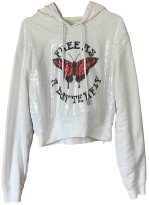 Off-White White Cotton Knitwear for Women