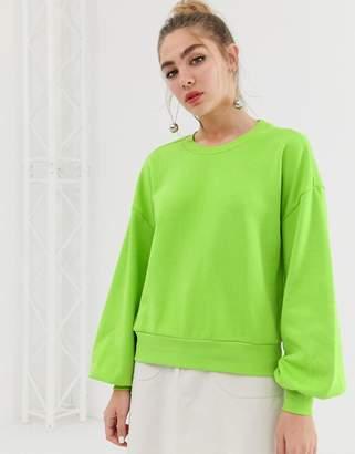 Monki jumper-Green