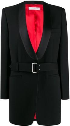 Philosophy di Lorenzo Serafini Belted Tuxedo Jacket
