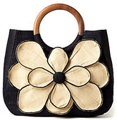Mar y Sol Guadeloupe Flower Tote Bag