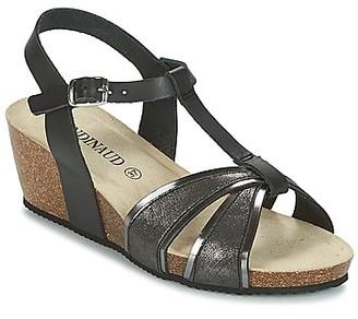 Rondinaud VALIRA-NOIR women's Sandals in Black