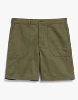 Beams Garment Dyed USN Short
