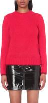 Maje Marne knitted jumper