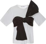 Oscar de la Renta Bow T-Shirt