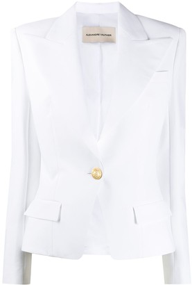 Alexandre Vauthier Single Breasted Blazer
