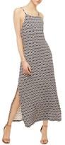 Sanctuary Women's Pacifica Print Maxi Slipdress