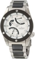 Jacques Lemans Men's 1-1634G Liverpool GMT Sport Analog GMT Watch
