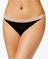 HEIDI-by-Heidi-Klum Heidi by Heidi Klum Geometric-Lace Thong, Only at Macy's H37-1167B