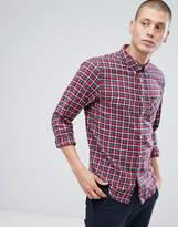 Lee Jeans Button Down Check Shirt