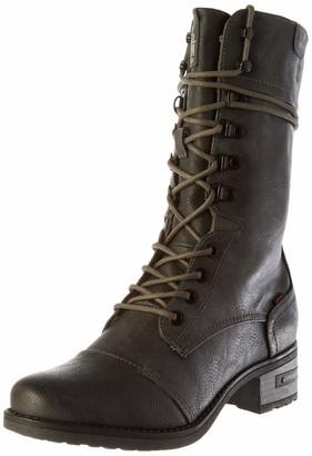 Mustang Women's 1229-509 Mid Calf Boot