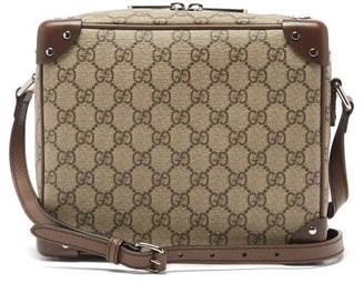 Gucci GG Supreme Cross-body Bag - Beige