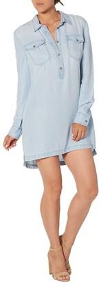 Silver Jeans Women's Denim Sleeveless Dress