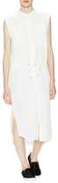 Won Hundred Hope Sleeveless Drawstring Utility Dress
