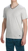 Tommy Bahama Heather Cotton-Modal T-Shirt - Short Sleeve (For Men)