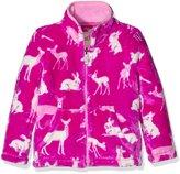 Hatley Little Girls' Fuzzy Fleece Jacket