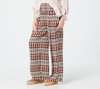 Haute Hippie Tribe 'Norah' Wide Leg Pants