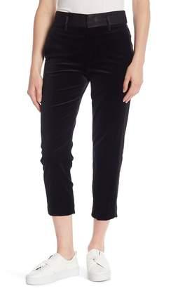 Frame Velvet Tux Pants