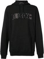 Undercover printed hooded sweatshirt