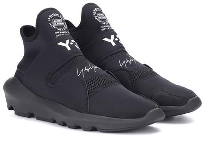 Y-3 Suberou fabric sneakers