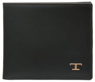 Tod's Tods Tods Black Wallet