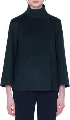 Akris Snap Front Jacket