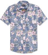 American Rag Men's Tossed Tropics Shirt, Only at Macy's