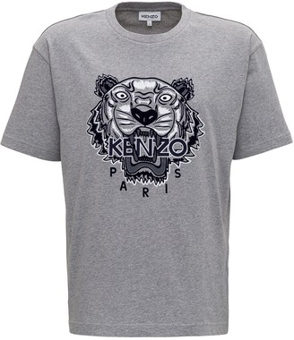 Kenzo Tiger Crewneck T-Shirt