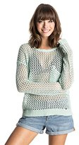 Roxy Junior's Turnabout Pullover Sweater