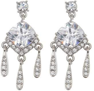 Carolee Crystal Mini Chandelier Earrings