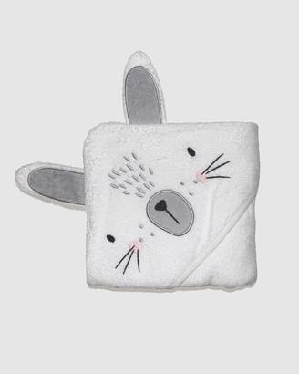 Mister Fly Bunny Hooded Towel