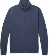 Dunhill - Cashmere Zip-up Sweater