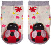 Cuddl Duds 1 Pair Baby Booties-Baby