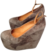 Isabel Marant Wedge heeled pumps.