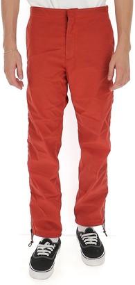 Heron Preston Side Zipped Pants