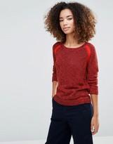 Shae Marseille Rib Knit Sweater