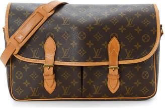Louis Vuitton Sac Gibeciere GM Messenger Bag - Vintage