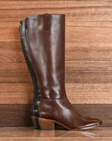Cole Haan Wesley Tall Cushioned Boot, Chestnut