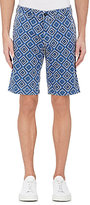 Mason MEN'S IKAT-PRINT COTTON-BLEND SHORTS